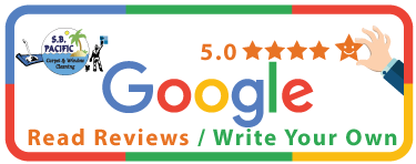 SB Pacific 5  Star Google Rating